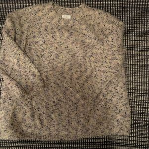 Lou and grey flurry sweater